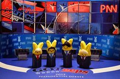 Peep-Art - Photo 1 - Pictures - CBS News #ExpressYourPeepsonality Peeps Candy, Live Streaming News, Marshmallow Peeps, Whiskers On Kittens, Peep Show, Easter Peeps, Political Views, The Washington Post, Art Pictures