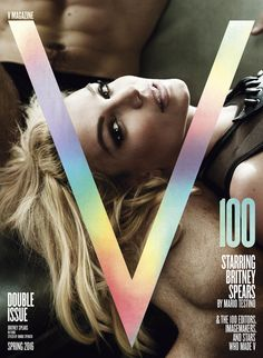 Britney Spears Has Never Looked Better on the Cover of V Magazine