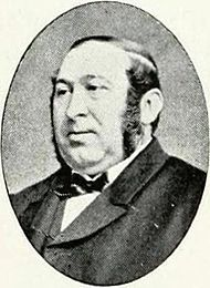Carl Kruse was trading in Malmö, a partner in the firm LP Kruse & Son and attending director of Skånes Enskilda Bank headquarters. He was a Member of Malmo City Council 1863-77 and from 1863.