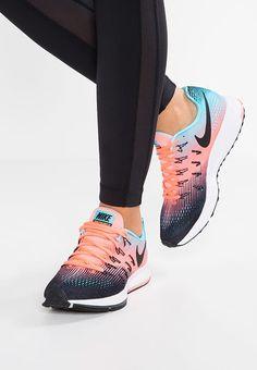 Chaussures de sport Nike Performance AIR ZOOM PEGASUS 33 - Chaussures de running neutres - black/white/lava glow/polarized blue/anthracite noir: 120,00 € chez Zalando (au 20/02/17). Livraison et retours gratuits et service client gratuit au 0800 915 207.