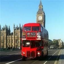We had to choose one place we like, well, I choice London, stay in England, and we talk a little about the place, so, beautiful, so so much, I wanna to visit one day.
