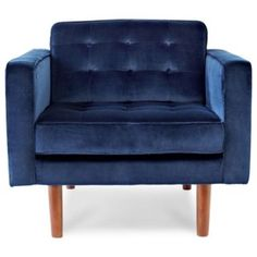 Happy Chic by Jonathan Adler Crescent Heights Tufted Chair found at @JCPenney