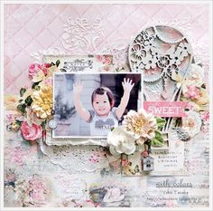 Blue Fern Studios~SWEET~ - Scrapbook.com