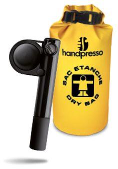 Handpresso Coffee on the Go