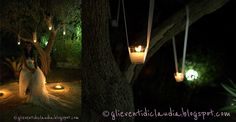 Gli eventi di Claudia confetti & co: candele, candele, candele.....