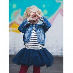 Vinrose / ROCK / Dress Blue