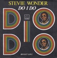 """1982 Stevie Wonder """"Do I Do"""" is a song written and performed by Stevie Wonder, first released in 1982 on the album Stevie Wonder's Original Musiquarium I. The single peaked at on the soul chart. Dizzy Gillespie, The Boogie, Happy Song, Lp Cover, Stevie Wonder, Motown, Good Ol, Record Producer, American Singers"""