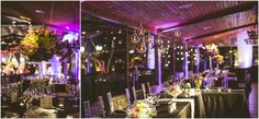 Decoración cena de Matrimonio en Casona San José de las Vertientes #noche