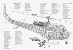 Bell-Huey-Helicopter-Parts-Diagram-Nomenclature.gif (1993×1362)