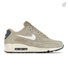 big sale edc3f e6522 Nike Air Max 90 Classic Stone Detailed Pictures
