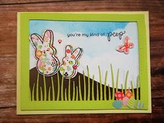 HandmadebyRenuka: COLOURING TECHNIQUES WITH SPECTRUM AQUA MARKERS - EASTER CARDS FOR BEGINNERS-SSS EASTER CARD KIT 2016