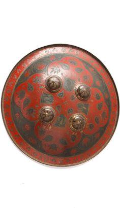 """Escudo de batalha Indo/Persa """"Dhal"""""""