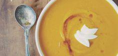 Brown Butter Butternut Squash Soup - AOL Food