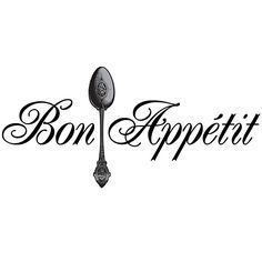Add a whimsical touch to any wall with this vinyl wall decal set that reads Bon Appetit. Lettering appears handpainted and three-dimensional and is easy to apply and remove. Brown Wallpaper, Black And White Wallpaper, Vinyl Lettering, Wall Quotes, Vinyl Wall Decals, Bon Appetit, Craft Stores, A Table, Wall Decor