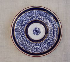 Vintage Royal Worcester Saucer/little plate by thesecretcupboard, £7.00