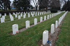 Carlisle Indian School Cemetery- these native children never made it back to their own parents or tribe. Smh :(
