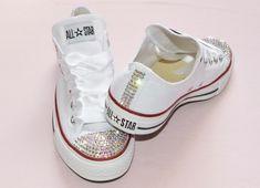 Cute diamond converse
