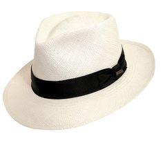 3da8c8d0148f5 Tahoe - Scala P180 Bleach Teflon Coated Panama C-Crown Hat