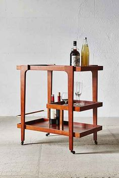 Embly Home Tovah Bar Cart Urban Outers