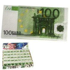 Mouchoirs Billets De 100 Euros - PriceMinister-Rakuten