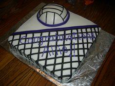 sign cake