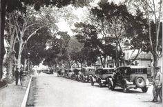 Parada de taxi de la Alameda Principal