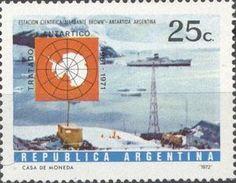 Antarctic Treaty 1961-1971
