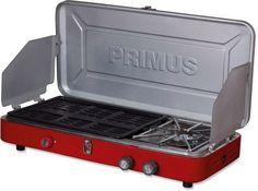 Primus Profile Dual Stove/Grill Combo with Piezo Ignition