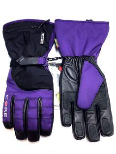 Gerbing's Heated Clothing S-2W Heat CORE 7V Purple Unisex Gloves Size Large L  #GerbingsHeatedClothing