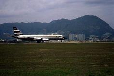 Cathay Convair880 KaiTak | Gwulo: Old Hong Kong