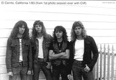 grapost:  Metallica - Cliff Burton - Dave Mustaine