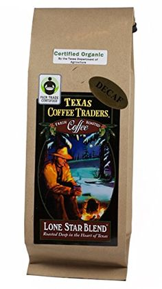 Decaf Lonestar Blend Ground French PressCold Brew * To view further for this item, visit the image link. (This is an affiliate link and I receive a commission for the sales)