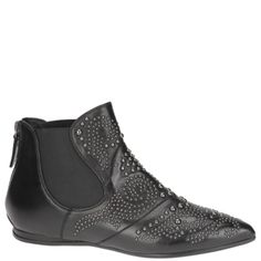 #Baldan studded ankle boots, autumn Winter 2013. Www.Wunderl.com