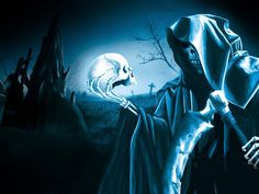 Cool Grim Reaper Wallpapers | Halloween Grim Reaper
