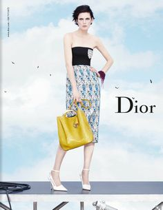 Stella Tennant for Christian Dior SS 2014 Campaign by Willy Vanderperre