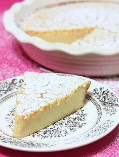 Lemon Blender Pie — Lexie's Kitchen & Living