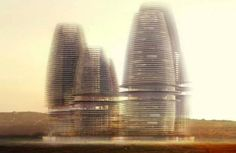 Futuristic cities that will take Africa's tourism industry by storm.