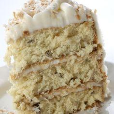 Dianes Recipes: ITALIAN CREAM CAKE