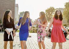 Girls - null Lily Pulitzer, Girls, People, Dresses, Fashion, Little Girls, Vestidos, Moda, Gowns