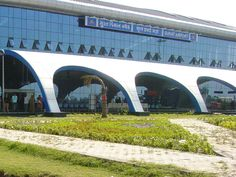 Close-Up Surat Airport