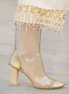 Shoes at Chanel Resort 2010