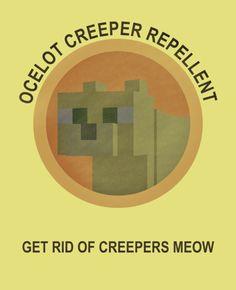 It's so fun to watch the little creeper run XD Minecraft Posters, Minecraft Toys, Cool Minecraft, How To Play Minecraft, Minecraft Party, Minecraft Skins, Minecraft Ideas, Puns Jokes, Funny Memes
