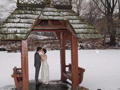 Winter Weddings in Central Park - Wedding Day Angel