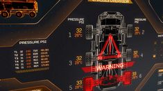MARS UI Screen Graphics on Behance
