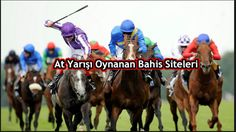 At Yarışı Oynanan Bahis Siteleri