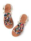 Holiday Sandal Sandals at Boden Women's Shoes, Me Too Shoes, Shoe Boots, Strappy Flats, Party Shoes, Tans, Girls Shoes, Girls Sandals, Ideas