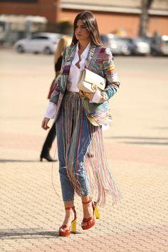 Milan Fashion Week Street Style 2017 by Leo Faria