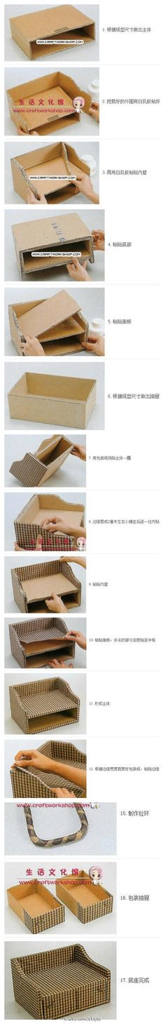 DIY box. LOVE!