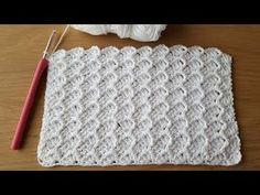 Neu Stricken Flashy dowry making bridal ves . Crochet Mandala Pattern, Crochet Motifs, Crochet Stitches Patterns, Baby Knitting Patterns, Knitting Stitches, Crochet Cord, Double Crochet, Knitting Blogs, Crochet Videos