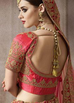 13 Best Trendy Blouses Back Designs Images Lehenga Saree